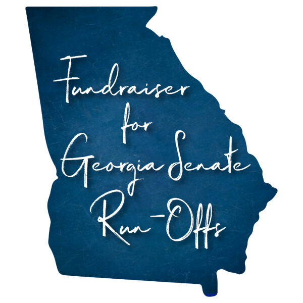 Fundraiser for Georgia Senate Run-Offs